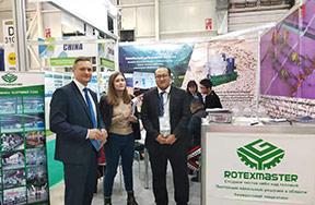 2019.12 Russia Exhibition