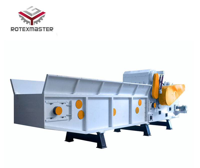 Comprehensive Wood Crusher
