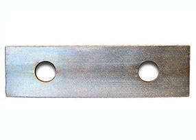 Wood hammer mill blade