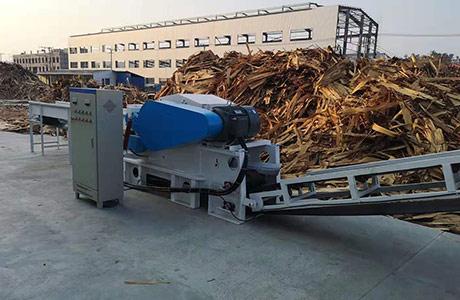 India Wood Chipper