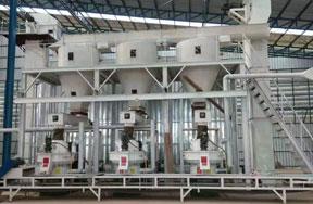 10t/h wood pellet production line in Thailand